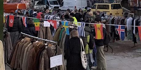 Stoke Newington vintage kilo sale tickets