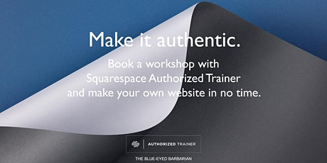 Squarespace Website Workshop tickets