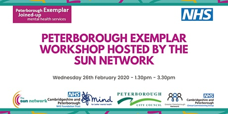Workshop For The Peterborough Exemplar Project tickets