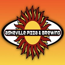 Asheville Pizza & Brewing Co. logo