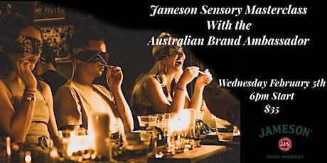 Jameson Sensory Masterclass tickets