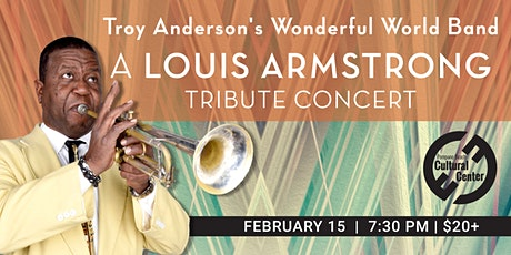 Louis Armstrong Tribute Concert tickets