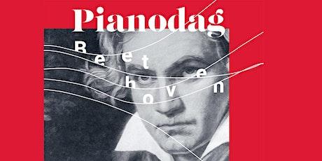 Pianodag Beethoven: Masterclass Jan Vermeulen - Zaal Artrium tickets