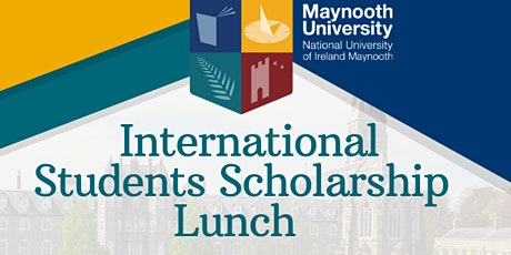 International Students Scholarship Lunch tickets