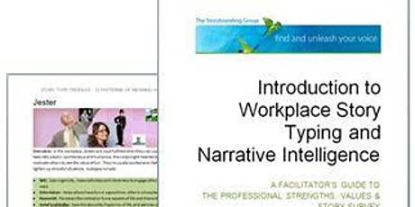 Story Type & Narrative Intelligence Training April 2020 tickets