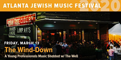 The Wind-Down: A Young Professionals Musical Shabbat with The Well tickets