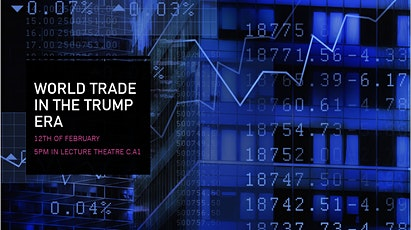 World Trade in the Trump era with Dr. Megan Dee tickets