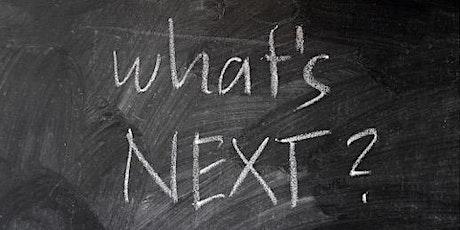 what's NEXT ?  Erkenne neue Chancen und finde Deinen Weg   I tickets
