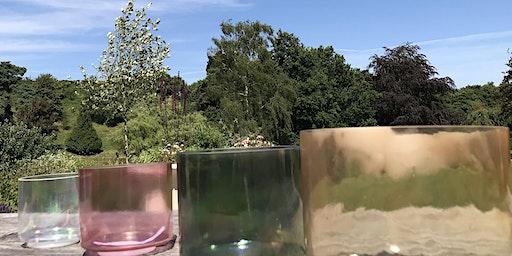 Sound Bath Meditation with Crystal Singing Bowls