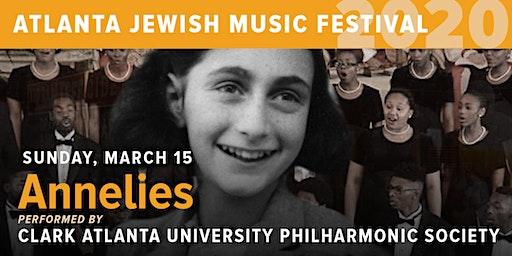 """Annelies"" Performed by Clark Atlanta University Philharmonic Society"