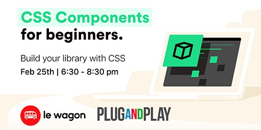 How To Design Awesome CSS Components with Le Wagon