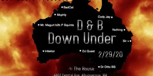 D&B Down Under