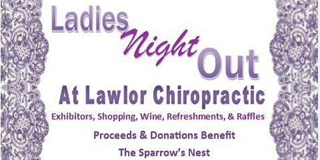 Ladies' Night At Lawlor Chiropractic  tickets