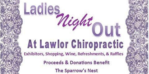 Ladies' Night At Lawlor Chiropractic