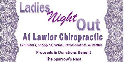 Ladies' Night At Lawlor Chiropractic