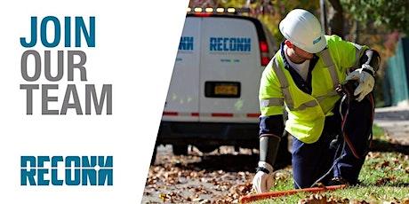 Reconn Utility Services - Hiring Event - Brockton/Braintree, MA tickets