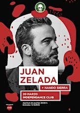 Juan Zelada + Nando Sierra en Independance entradas