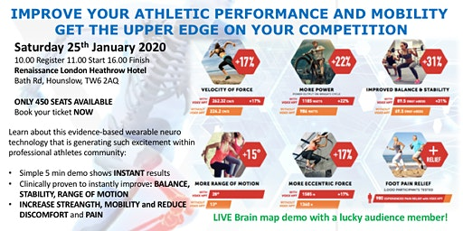 New Neuro Tech for Athletic Performance