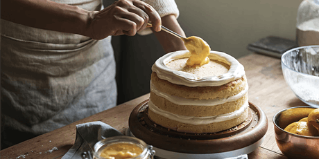 INTRODUCTORY OFFER Cake Making Class tickets