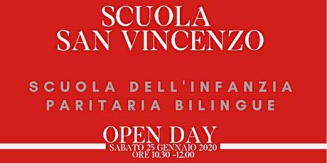 Open Day Scuola San Vincenzo tickets
