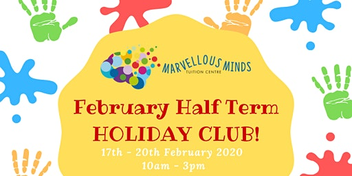 February Half Term Holiday Club Full Day Option