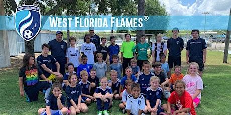 5th Annual West Florida Flames Spring Break Soccer Camp (Mar. 16-20) tickets