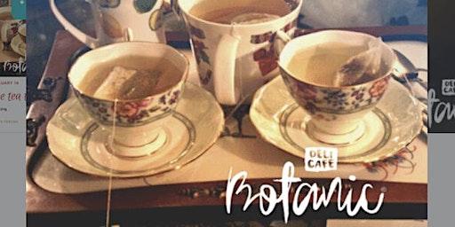 Valentine's tea time
