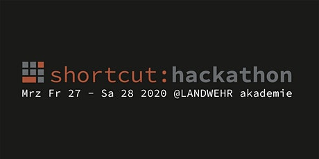 shortcut: hackathon Tickets