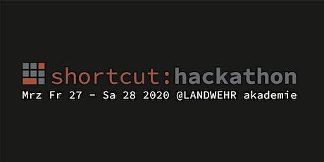shortcut: hackathon tickets