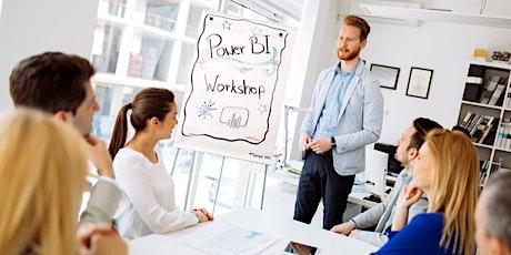Power BI-Workshop in Wien: Dashboard in a Day Tickets