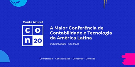 Conta Azul CON 2020 ingressos