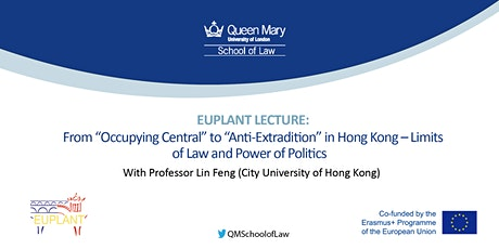 """From """"Occupying Central"""" to """"Anti-Extradition"""" in Hong Kong  tickets"""