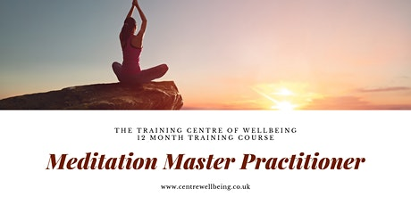 Meditation Master Practitioner tickets