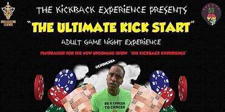 """""""The Ulimate Kick Start Adult Game Night """" tickets"""