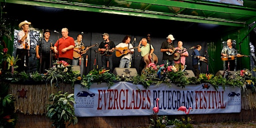 Bluegrass Festival at Greynolds Park
