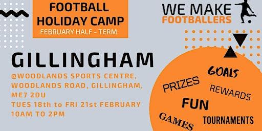 We Make Footballers Medway - February Half Term Camp
