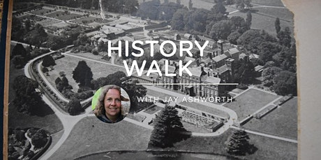 HISTORY WALK 1 - Thursday 4th June 2020 - with Jay Ashworth  CANCELLED tickets
