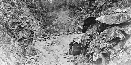 Regard profane sur les mines anciennes du parc de la Gatineau (conférence) - 3222 tickets