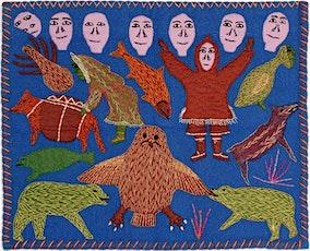 CURATOR-LED TOUR: Inuit Sculpture & Textile Exhibition tickets