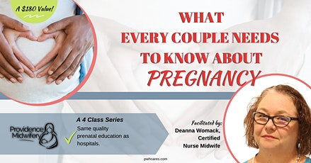 Every Couple Needs to Know About Pregnancy tickets