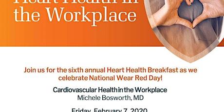 Heart Health Breakfast tickets