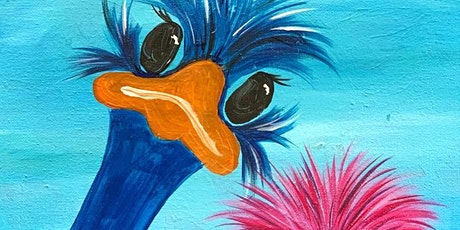 Two's Trouble - Family Brush Party - Chertsey tickets