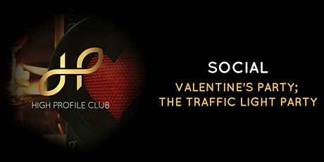 Social Event: Valentine's Traffic Light Party tickets