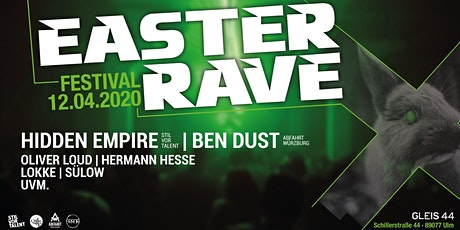 EASTERRAVE Festival 2020 Tickets