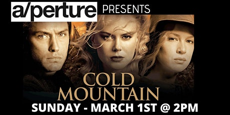 Cold Mountain w//Riley Baugus-Screening-Q and A-Performance tickets