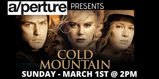 Cold Mountain w//Riley Baugus-Screening-Q and A-Performance
