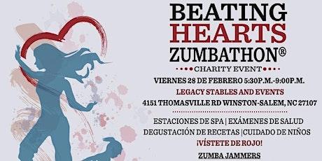 Beating Hearts Zumbathon tickets