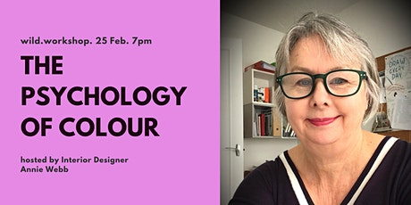 The Psychology of Colour - a creative workshop tickets