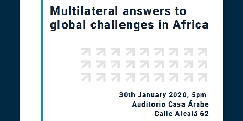 Multilateral Answers to Challenges in Africa