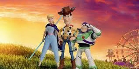 Boat Reel: Toy Story 4 tickets